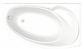 Акриловая ванна Bas Фэнтази R 150х88