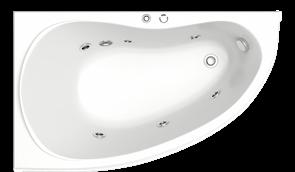 Гидромассажная ванна Bas Алегра L 150х90