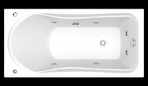 Гидромассажная ванна Bas Бриз 150х75