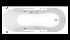 Гидромассажная ванна Bas Мальдива 160х70