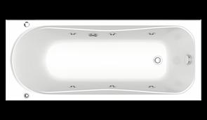 Гидромассажная ванна Bas Стайл 160х70