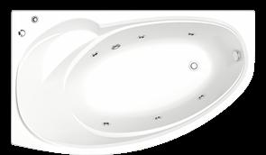 Гидромассажная ванна Bas Флорида L 160х88