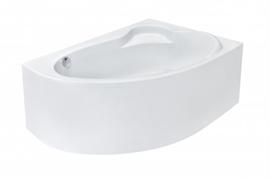 Ванна акриловая Roca Luna 170x115 асимметричная правая белая ZRU9302912