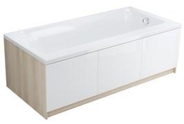 CERSANIT Ванна прямоугольная SMART 170x80 левая