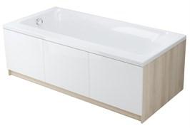 CERSANIT Ванна прямоугольная SMART 170x80 правая
