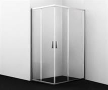 WASSERKRAFT Lippe 45S07 Душевой уголок прямоугольник, размер 120х90 см, стекло прозрачное 6 мм