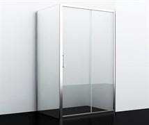 WASSERKRAFT Main 41S06 Душевой уголок прямоугольник, размер 120х80 см, стекло прозрачное 6 мм