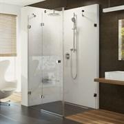 RAVAK BRILLIANT BSDPS-L  Стекла для душевого уголка с распашной дверью (отдельно приобретаются петли), стекло 6/8 мм, левый вариант