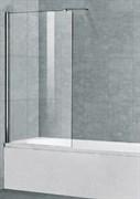 CEZARES LIBERTA-V-1 Душевые шторки для ванн , стекло 8 мм, устанавливается на левую или правую стороны