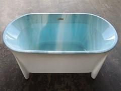 BELBAGNO BB40-1700-MARINE Ванна акриловая отдельностоящая