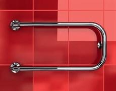 """P-1"""" DVEEN (ДВИН) Полотенцесушитель модель P, труба из нержавеющей стали, водяной"""