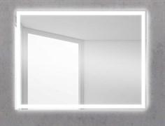BELBAGNO Зеркало со встроенным светильником и кнопочным выключателем, 12W, 220-240V, 500x30x600