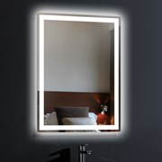 ESBANO New 2018 Зеркало со встроенной подсветкой ES-3429HRD, Размер: 60х80х5