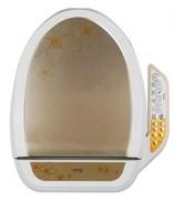 SensPa Premium JK-900C Электронная крышка-биде, 33 основных функций, 7 дополнительных, шампань