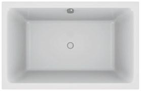JACOB DELAFON Capsule Компактная ванна-душ 120 х 80 см