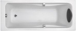 JACOB DELAFON Odeon Up Ванна 170 х 70 см для установки с каркасом.