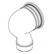 JACOB DELAFON Toilet Elements Колено, соединение для вертикального или бокового слива
