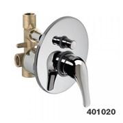 PALAZZANI Proxima встроенный смеситель для ванны и душа в комплекте