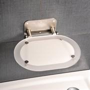 RAVAK Унивеpсальное сиденье для душа CHROME CLEAR/STAINLESS
