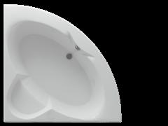AQUATEK Поларис Акриловая ванна на каркасе, слив-перелив в комплекте, с панелью.