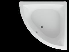 AQUATEK Юпитер Акриловая ванна на каркасе, слив-перелив в комплекте, с панелью.