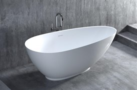 SALINI 172 PAOLA Nuova 172 Ванна отдельностоящая из литьевого камня