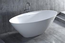 SALINI 178 DIVA_solix Ванна отдельностоящая из литьевого композита SOLIX