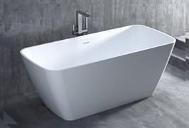 SALINI 180 AGATHA_solix Ванна отдельностоящая из литьевого композита SOLIX
