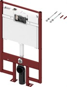 TECE  Застенный модуль со смывным бачком,глубина 8см,фронтальное расположение панели , высота h1120мм (обязательно добавляйте арт 9.820.136)