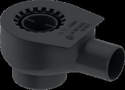 TECE Сифон TECEdrainline «стандартный» DN 50 боковой слив, 0,8 л/c.