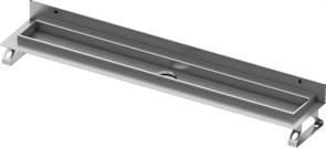 TECE Душевой канал TECEdrainline, прямой для пристенного монтажа с гидроизоляционной лентой Seal System, 1200 мм