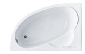 SANTEK Sri Lanka L 150х100 Ванна акриловая асимметричная, левая