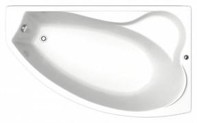 Акриловая ванна Bas Николь 170х102 R
