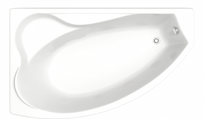 Акриловая ванна Bas Николь L 170х102